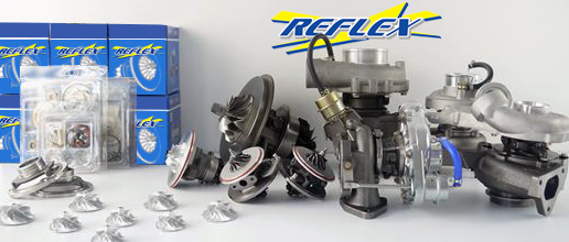 Reflex Turbochargers & Components